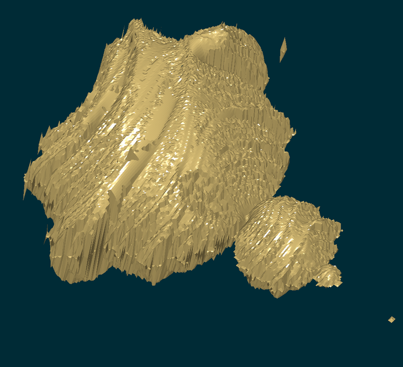 The entire Mandelbulb