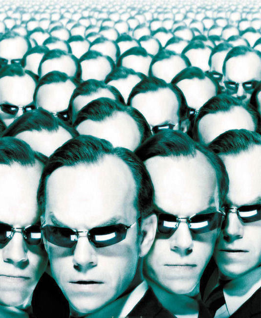 Thousands of Agent Smith